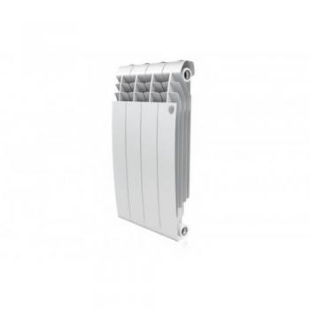 Радіатор опалення Royal Thermo BiLiner 500 - 4 секц. (білий)