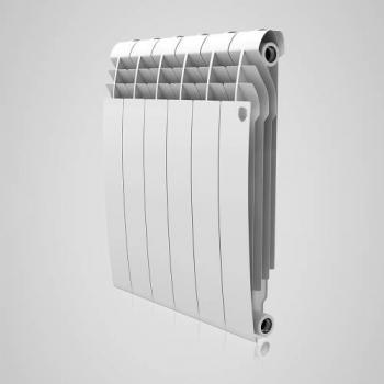 Радіатор опалення Royal Thermo BiLiner 500 - 6 секц. (білий)