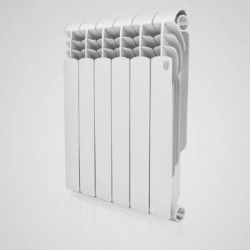 Радіатор опалення Royal Thermo Vittoria 500, (6 секцій)